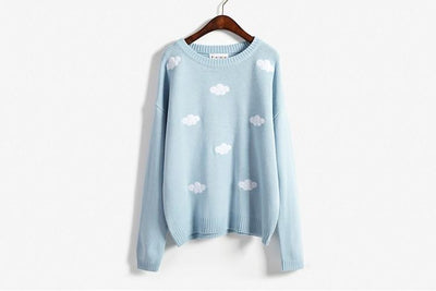 """CLOUDY"" SWEATERS"