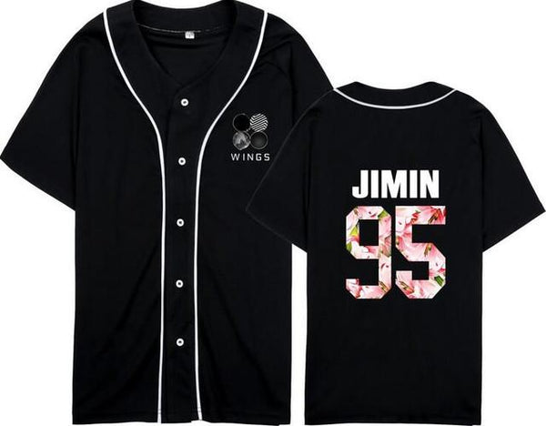 """BTS: ARMY.ZIP"" BUTTON UP SHIRTS"