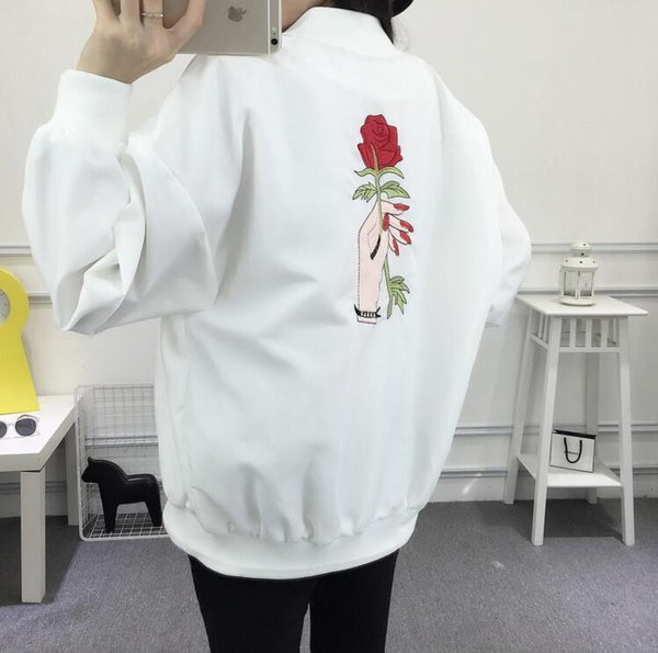 """ROSEY"" WINDBREAKERS"