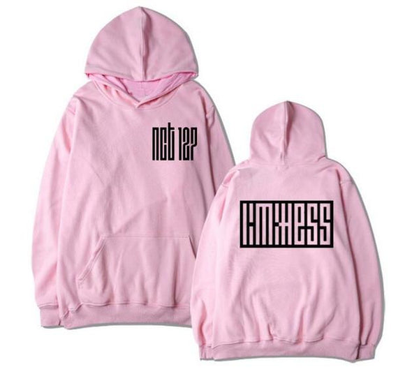 """NCT 127 LIMITLESS"" HOODIES"