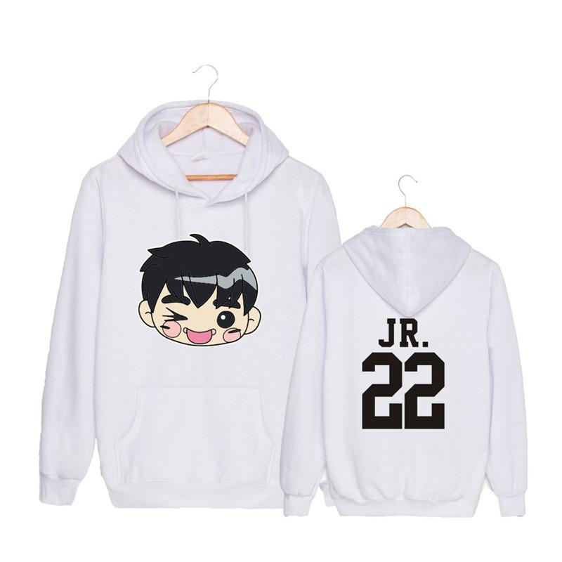 Cartoon hoodies