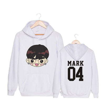 """GOT7 CARTOON"" HOODIES"