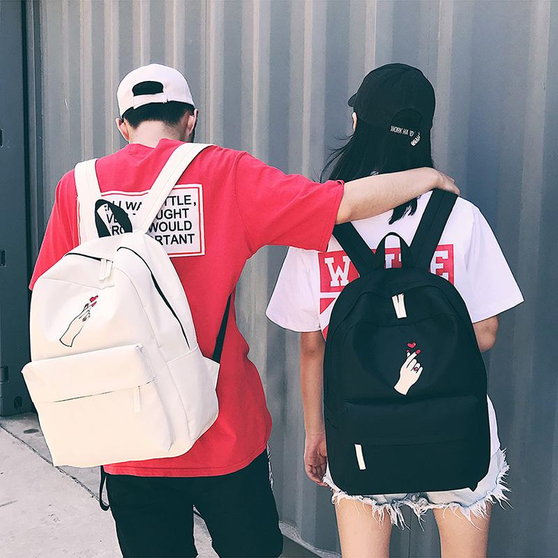 """FINGER LOVE"" BACKPACKS"