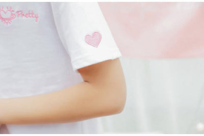 """PRETTY HEART"" SHIRT"