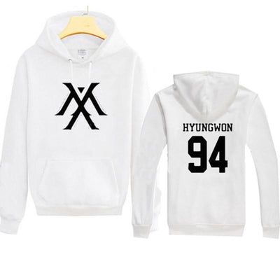 """MONSTA X"" HOODIES"