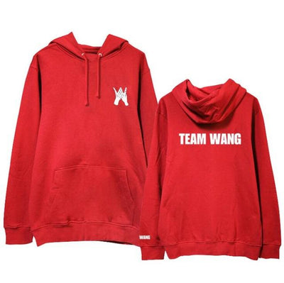 """TEAM WANG"" HOODIES"