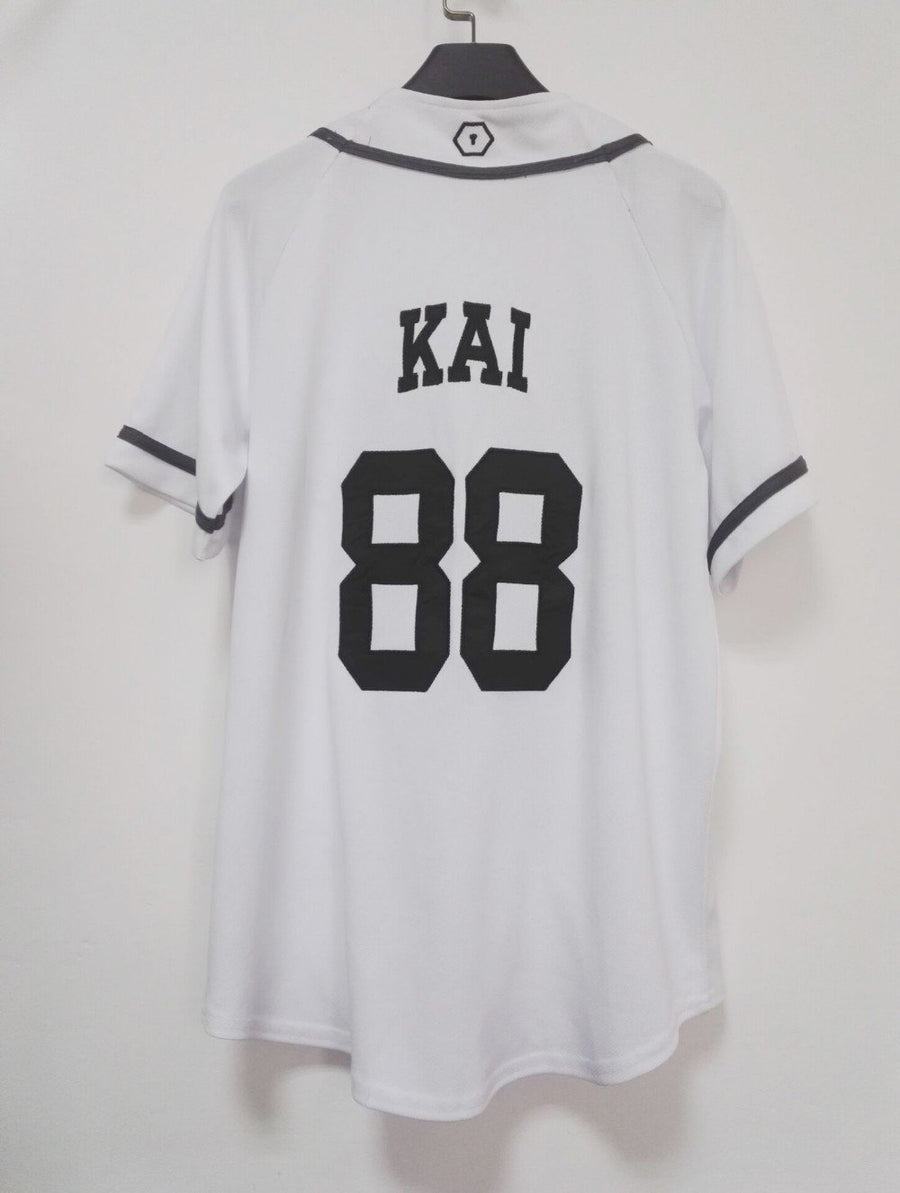 """EXO BASEBALL"" UNIFORMS"