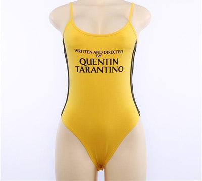 """QUENTIN TARANTINO"" BODY SUIT"
