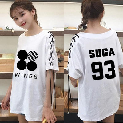"""WINGS"" WEAVED SHIRTS"