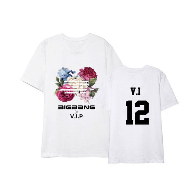 """BIG BANG x V.I.P"" SHIRTS"