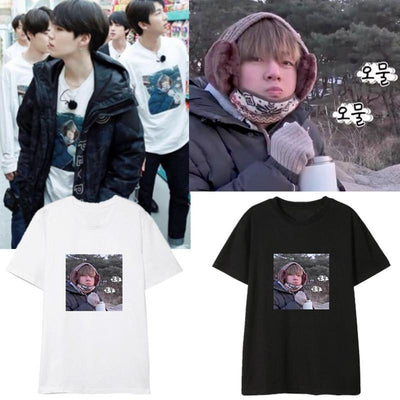 """COLD TAEHYUNG"" SHIRT"