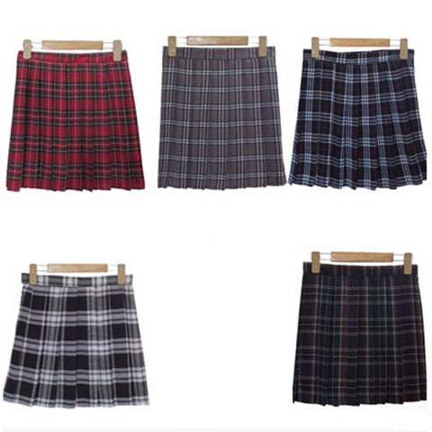 """RUFFLED SUSPENDER"" SKIRTS"