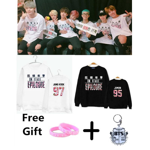 """BTS: EPILOGUE"" SWEATERS"