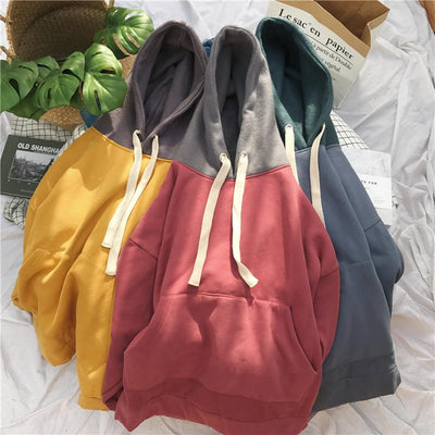 """BASIC COLORED"" HOODIES"