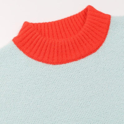 """COLOR BLOCK"" SWEATER"