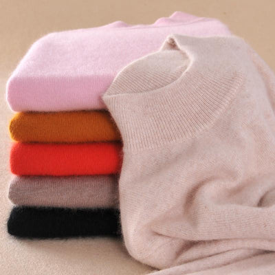 """CASHMERE"" SWEATERS"
