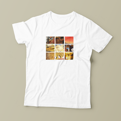 """ART GRID"" SHIRTS"