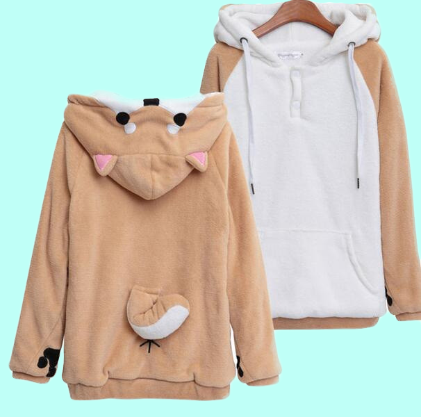 Quot Shiba Inu Quot Hoodies So Aesthetic