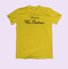 """DIRECTED BY WES ANDERSON"" SHIRT"