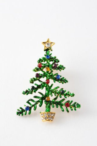 Christmas Tree Pin (Small)