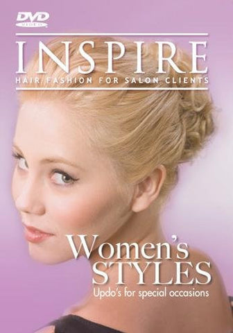 Women's Styles: Updos for Special Occasions DVD