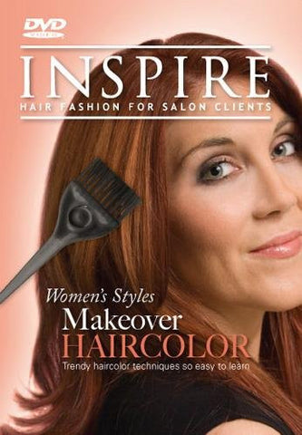 Women's Styles: Makeover Hair Color DVD