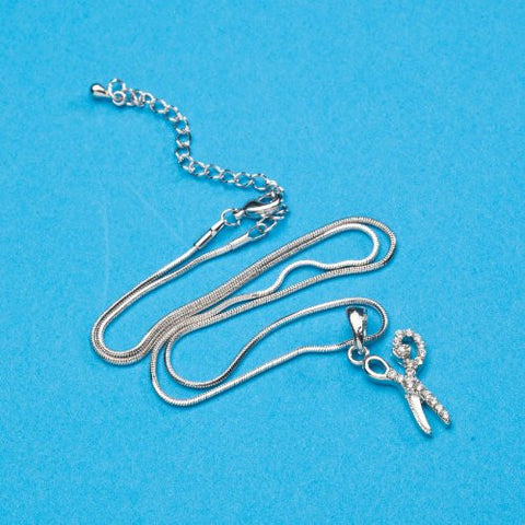 """Scissors"" Necklace (Small)"