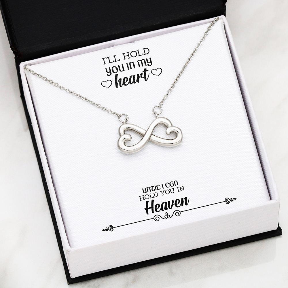 Infinity HEART Necklace Series X60