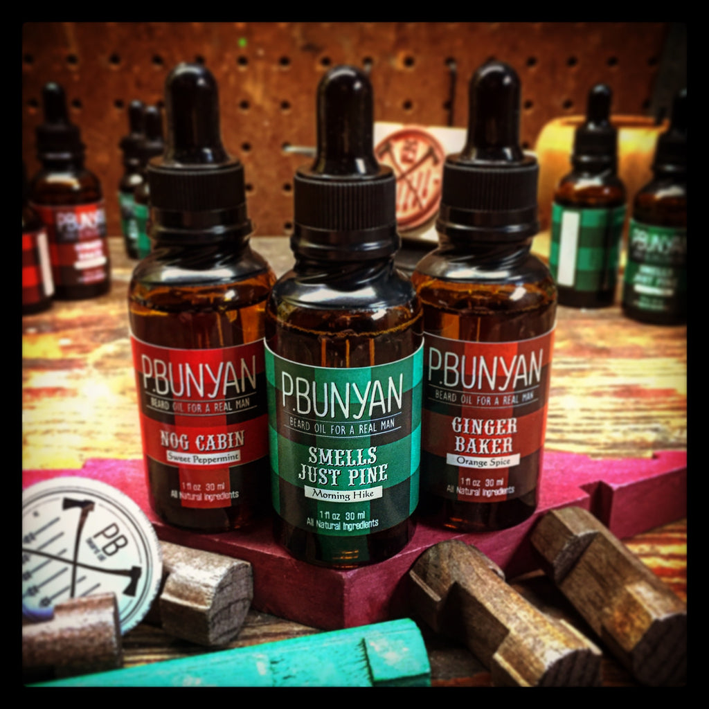 CL Family Spotlight: P. Bunyan Beard Oil