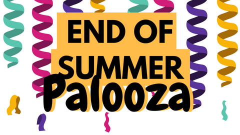 End of summer palooza