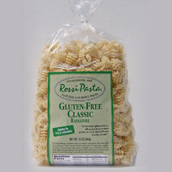 Classic Radiatore Gluten Free Pasta - Celebrate Local, Shop The Best of Ohio