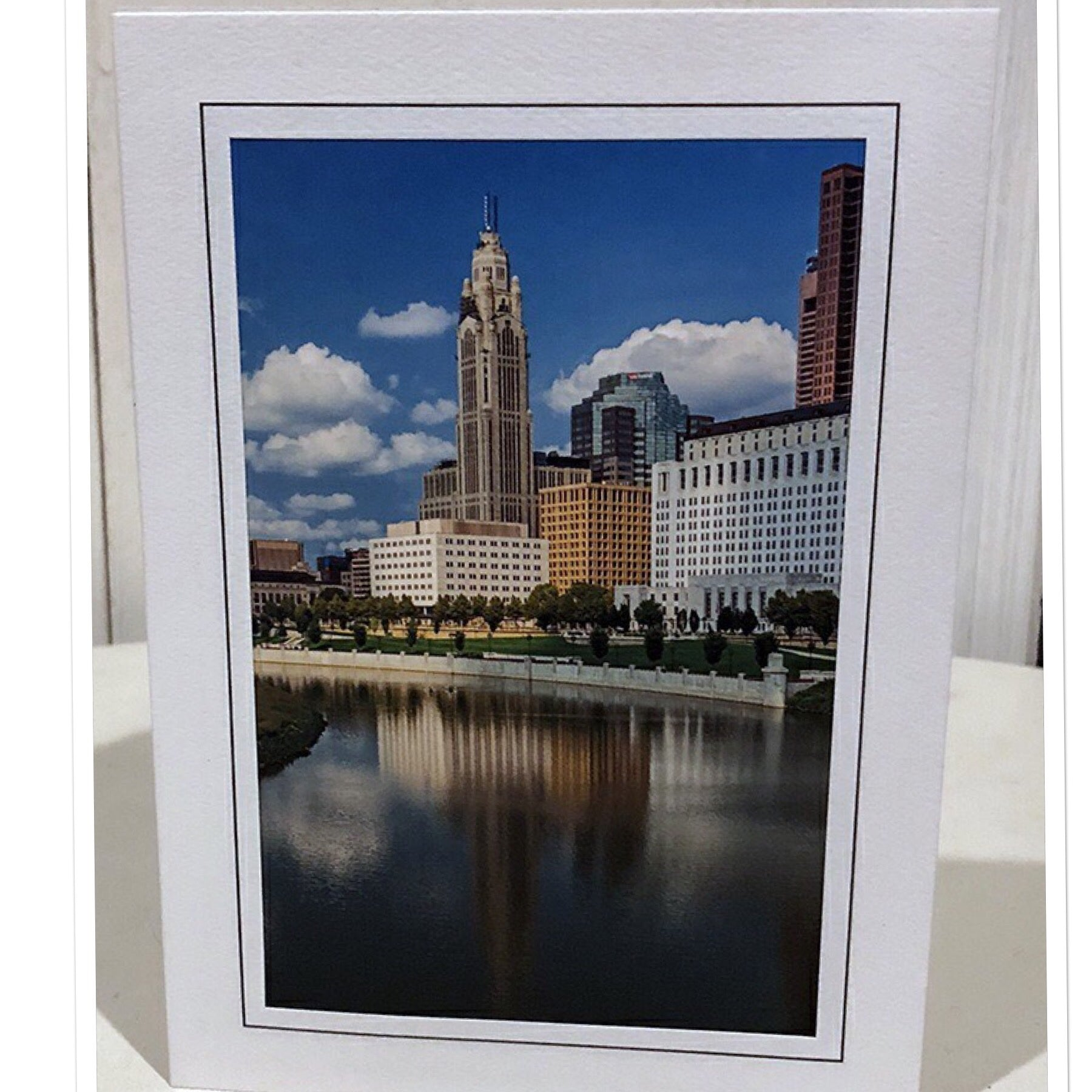 Ohio Themed Photo Notecards (Variety of Scenes)