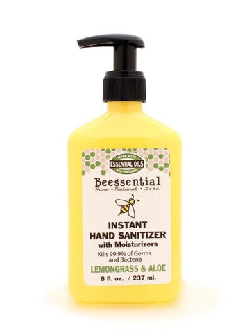 Lemongrass and Aloe Hand Sanitizer - Celebrate Local, Shop The Best of Ohio
