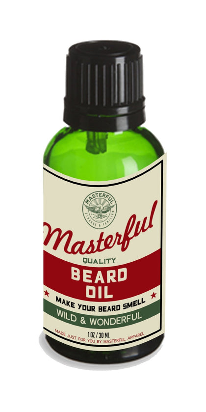 Beard Oil in Natural and Earthy Scents - Celebrate Local, Shop The Best of Ohio