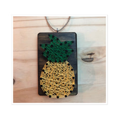 String Art Wood Ornaments (Variety of Images)