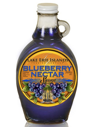 Blueberry Nectar Syrup 8 oz - Celebrate Local, Shop The Best of Ohio
