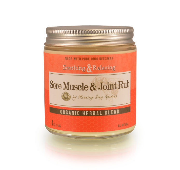 Sore Muscle And Joint Rub 2 oz - Celebrate Local, Shop The Best of Ohio