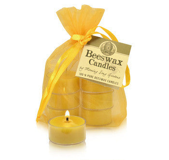 Tealight Beeswax Candle Set of 6 - Celebrate Local, Shop The Best of Ohio