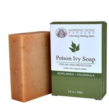 Poison Ivy and Poison Oak Soap