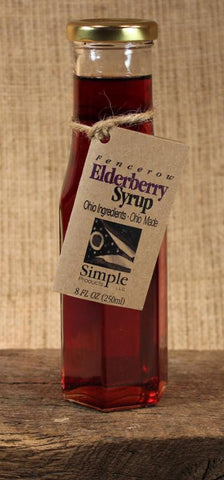 Elderberry Syrup (8oz) - Celebrate Local, Shop The Best of Ohio
