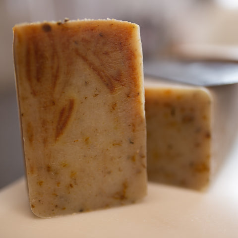 Calendula Handcrafted Bar Soap