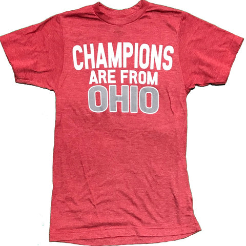 Ohio Champion Unisex T-Shirt - Celebrate Local, Shop The Best of Ohio