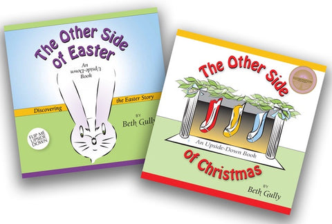 The Other Side of Easter and Christmas - Introductory Bundle Book Set - Ohio Author -Beth Gully - Celebrate Local, Shop The Best of Ohio