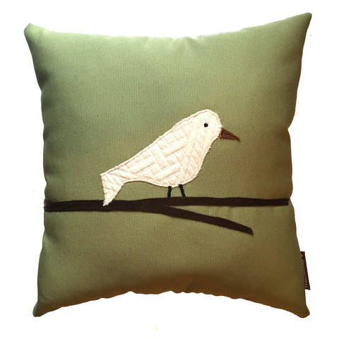 Bird Accent Pillow - Celebrate Local, Shop The Best of Ohio