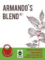 Armando's Blend Organic Coffee - Celebrate Local, Shop The Best of Ohio