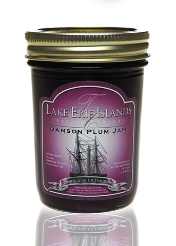Damson Plum Jam 9.5 oz - Celebrate Local, Shop The Best of Ohio