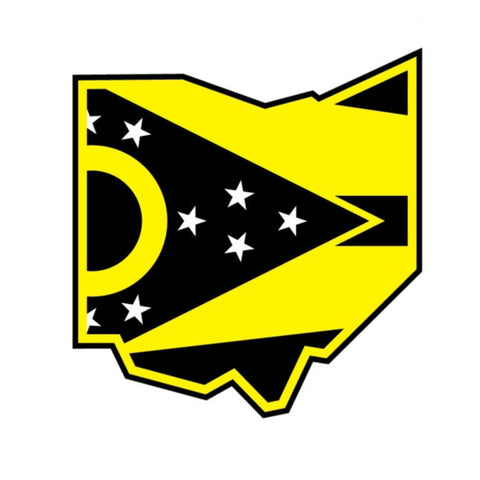Columbus Crew Ohio Flag Magnet - Celebrate Local, Shop The Best of Ohio