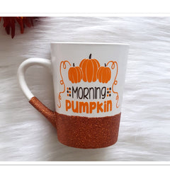 Morning Pumpkin Coffee Mug - Celebrate Local, Shop The Best of Ohio