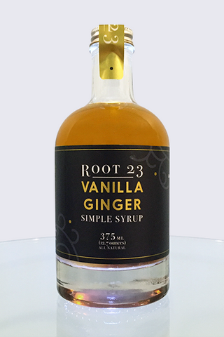 Vanilla Ginger Simple Syrup - Celebrate Local, Shop The Best of Ohio
