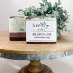 Balsam and Clove Bar Soap